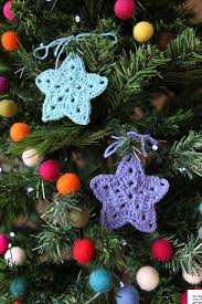 christmas crochet stars for the love of george