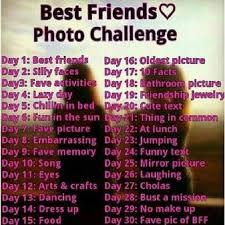 Best Challenge 8 Best Best Friend Challenges Images On Best Friends