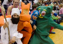 Gumby Halloween Costume Halloween Costumes Penn Stater Magazine