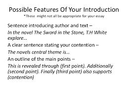response essay outline how to write a text response
