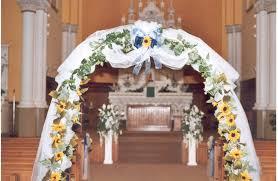 decoration eglise pour mariage decoration de l eglise pour le mariage photo de mariage en