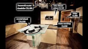 expensive kitchen cabinets top 10 most expensive kitchen in the world youtube