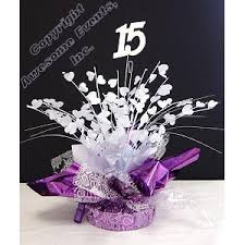 quinceanera table centerpieces create special centerpieces out of cheap balloon weights awesome