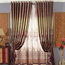 Leopard Curtains Unique Leopard And Floral Pattern Luxury Blackout Curtains