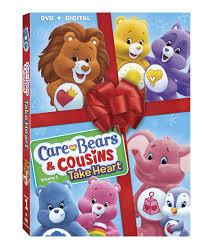 care bears u0026 cousins heart volume 1 arrives dvd nov 1