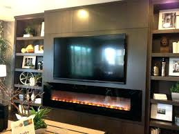 Entertainment Center With Electric Fireplace Black Electric Fireplace Entertainment Center Fireplace With