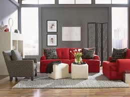 red sofa decor collection in living room ideas with red sofa best ideas about red