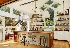 kitchen shelving do you have what it takes to live with open kitchen shelving