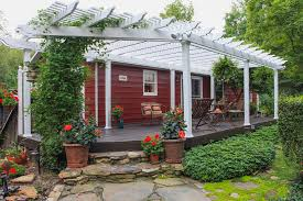 decor pictures of pergolas and freestanding deck canopy