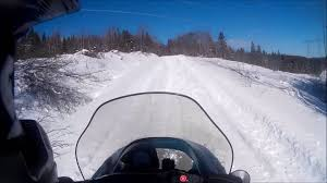 1996 ski doo touring le 440 trail ride youtube