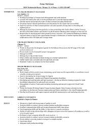 Relevant Skills On Resume Trade Product Manager Resume Samples Velvet Jobs