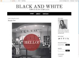 where to get cool blogger templates for fashion bloggers jelly