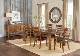 Oval Oak Dining Table 1home Full Solid Oak Dining Table Set With Chunky Legs Room
