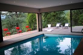 chambre hote avec piscine interieure le loft du château