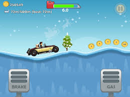 hill climb racing motocross bike hill racing christmas special android apps on google play
