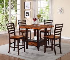 pub dining room sets holland house dining room two tone pub dining set 946271
