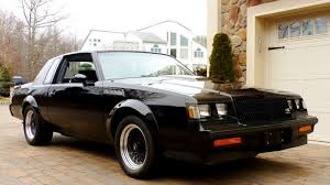 this is what a buick gnx with 8 000 miles on the clock looks like