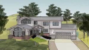 sketchup 3d house animation in hd youtube