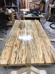 how to stain pine table anyone purposely blue stain pine logs in sawmills and milling