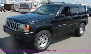1998 jeep laredo 1998 jeep grand laredo se suv item d9683 sold