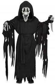 Halloween Death Costume Children U0027s Scary Costumes Purecostumes