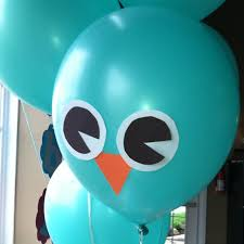 owl balloons 21 best party thing images on owl owl