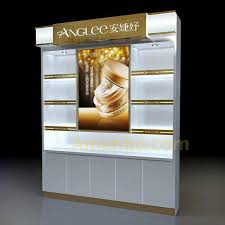 Cosmetic Cabinet Cosmetic Display Showcases Cosmetic Display Cabinet Amanbo Com