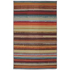 5x8 Outdoor Rug Indoor Outdoor Metro Stripe Rug 5 X 8 Overstock Shopping