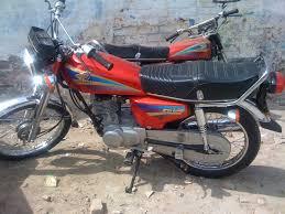 honda cg 125 2005 of yasinjj member ride 15281 pakwheels