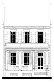 townhouse plan 05410 3d townhouse house plan 05410 3d design from allison