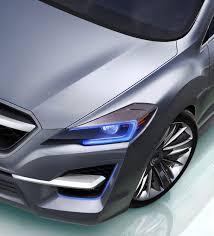 subaru concept truck subaru impreza design concept car body design