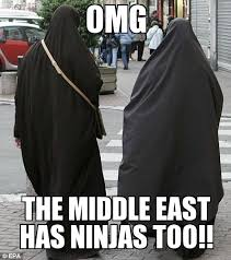 Burka Meme - burka ninja weknowmemes generator