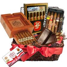 cigar gift baskets s day cigars on this special occasion gift branded cigar