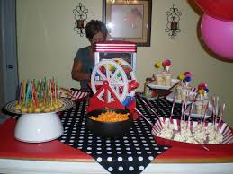 Birthday Home Decoration Simple Birthday Decoration Ideas Homemade Circus Decoration