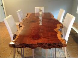 How To Make A Wood End Table by Kitchen Wood Slab Table Tops How To Make A Wood Slab Dining