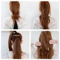 tutorial sirkam rambut panjang 20 cara mengikat rambut yang simple dan cantik