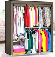 Armoires For Hanging Clothes Hanging Clothes Wardrobe U2013 Senalka Com