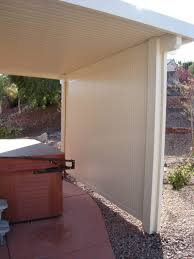 sp tube style privacy panels las vegas patio covers