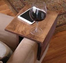 couch armrest table home design ideas and pictures