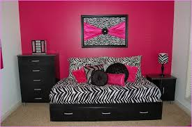 Remarkable Pink And Black Zebra Room Decor 37 In Small Home