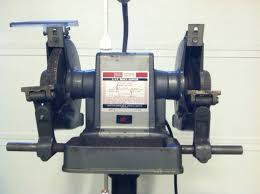 8 Bench Grinders Photo Index Sears Craftsman 397 19451 Craftsman Commercial 3