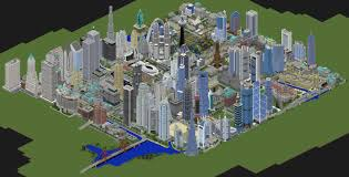 Minecraft New York City Map by