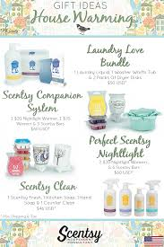 scentsy house warming gift ideas usd flyer created by brittany