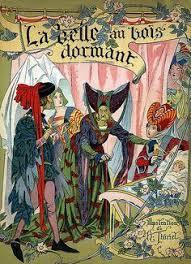 sleeping beauty 1845 1907 illustrations fairy books