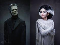 Bride Frankenstein Halloween Costume Ideas Coolest Technicolor Bride Frankenstein Costume Frankenstein