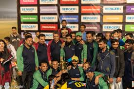 barzer 12th berger cricket championship berger paints paksitan