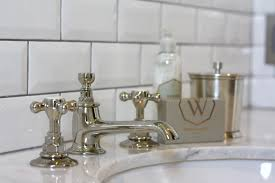 Waterworks Bathroom Fixtures by Newport Coast Classic Guest Bath Cabochon Collective