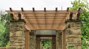 Building A Pergola Attached To The House by An Arbor A Pergola A Patio Cover Is There A Difference