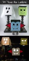 diy super cute halloween lanterns