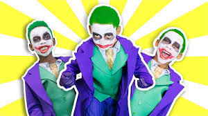 joker from squad vs justice league vs avengers zz kids tv